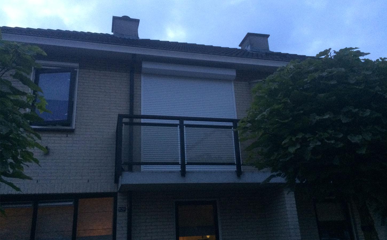 Ook in Wierden weer Rolluiken geleverd.