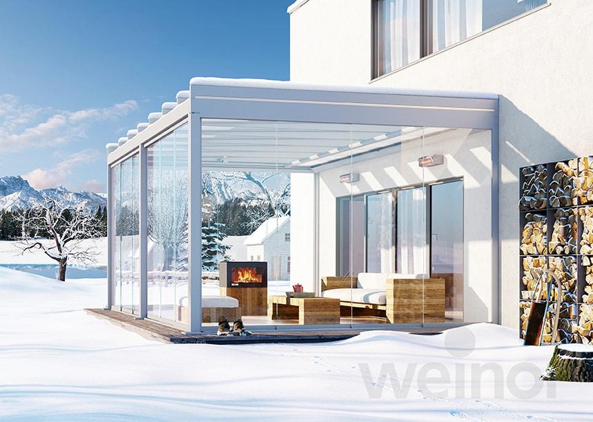 Weinor veranda
