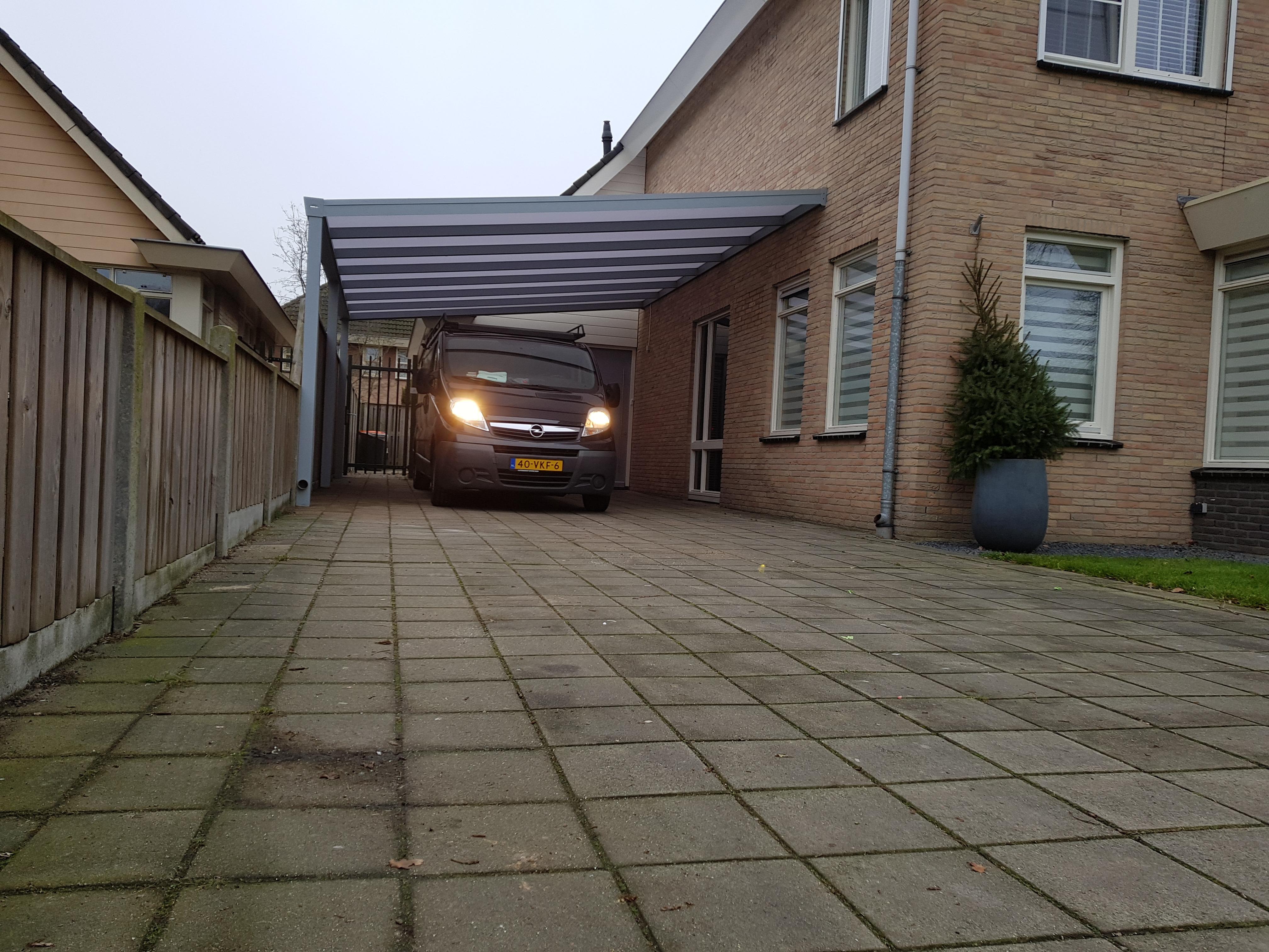 Veranda/Carport Nijverdal