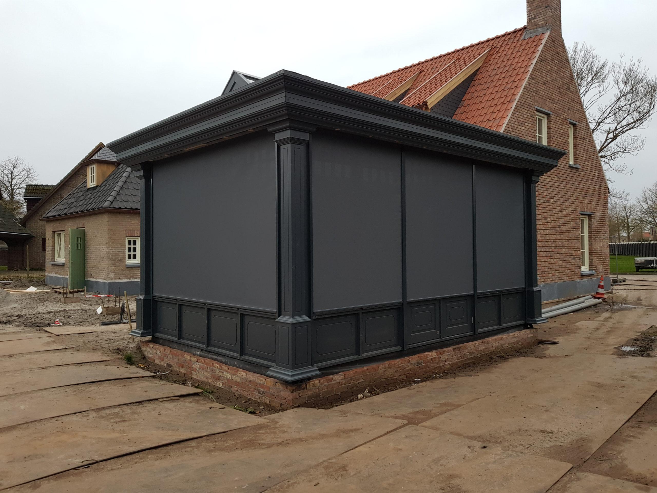 Inbouw screens Madozon Rijssen